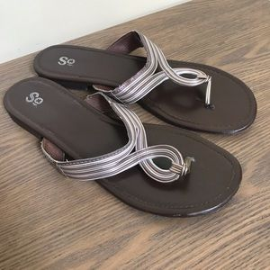 SO Sandals Size 10